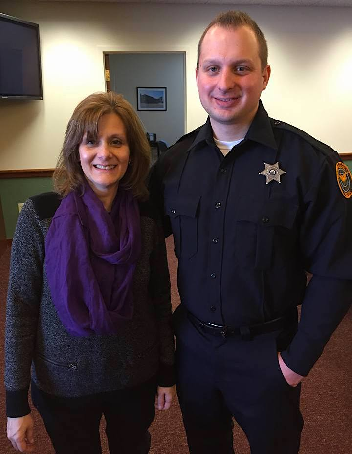 Rochelle Police Supports LivingWell Through Pink Patch Project-profile-image